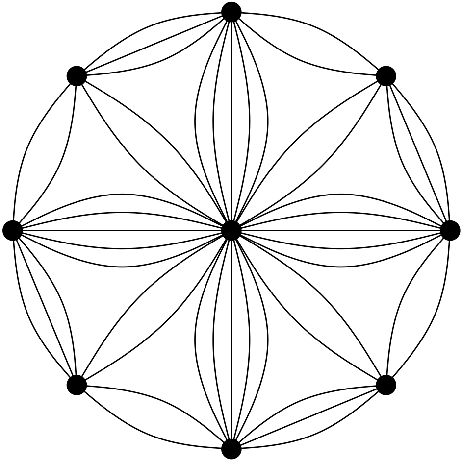 A Higman-labelled biased graph